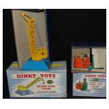 Boxed Early Dinky 752 & 401