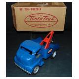 Boxed 1953 Tonka Wrecker Truck
