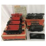 Partial Lionel 225E Coal Train Set (189W)