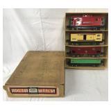 Boxed 818 Lionel 800 Series Car Assortment