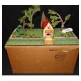 Boxed Lionel 913 Landscaped Bungalow