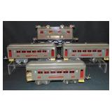 Super Lionel 251E Passenger Set