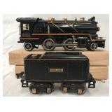 Rare Lionel Orange Stripe 262E Steam Loco