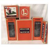 6 Lionel Modern Accessories
