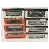 8Pc Lionel Rolling Stock Lot