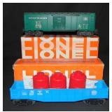 Mint Boxed Lionel 6162-110 & 6464-75