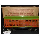 Clean Boxed Lionel 213 Stock Car