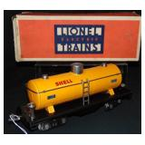 Scarce Boxed Lionel 515 Shell Tank Car