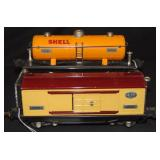 Lionel 2614 & 2615 Freight Cars