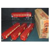 Scarce Lionel 1685 Block Lettered Cars