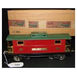 Nice Boxed Lionel 217 Caboose