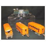 Early Lionel 250 Passenger Set