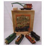 Boxed Lionel Work Train Set 240E