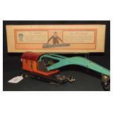 Super Boxed Lionel 810 Crane