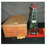 Scarce Boxed Lionel 455 Oil Derrick