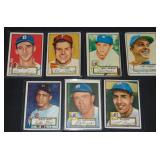 1952 Topps Star Cards.