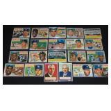 1956 Topps Baseball Cards.