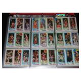 1980-81 Topps Complete 176-card Set Basketball
