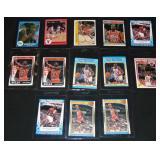 Michael Jordan Card.