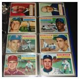 1956 Topps Card Set Complete.