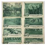 Rare. Lobby Card Set. Notre Dame Football.