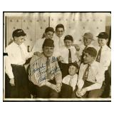 Babe Ruth Signed and Inscribed Photograph.