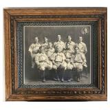 Impressive Avondale Baseball Team Cabinet Photo