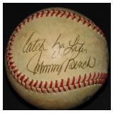 Johnny Bench Home Run Ball.