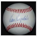 Don Drysdale Single Signed Baseball