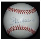 Stan Musial Single signed Baseball