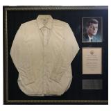 John F. Kennedy. Inaugural Shirt.