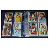 1976-77 Topps Basketball Set Complete.