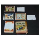 Murad Non Sport Card Lot.