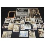 1937 Yankees Photo Lot. World Series. Candids.