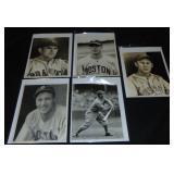 Lot of George Burke Photos.