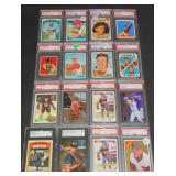 Lot of Graded Sports Cards.