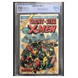 Giant Size X-Men #1 Graded.