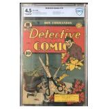 Detective Comics. #76 CBCS Graded.