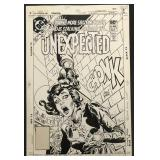 Joe Kubert. Unexpected Original Cover #215