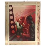 Frank Freas  (1922 - 2005) Original Cover Art