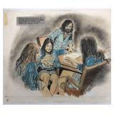 Bill Lignante. Courtroom Illustrations.