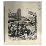 Original Military Illustration Art.