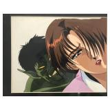 Japanamation. Lot of Cels and Drawings.