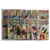 Marvel, The New Mutants 1-100, Near Complete Run