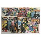 Marvel, Web of Spiderman 1-129, Near Complete Run