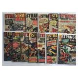 Marvel, Strange Tales Comic Lot 101-183