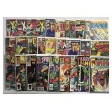 Marvel Comic Lot, Assorted Titles, All #1