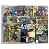 Short Box of Comics, Disney Gladstone Titles