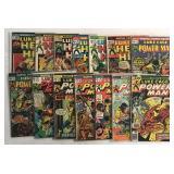 Marvel Comic Lot, Luke Cage, Nova, What If & More