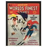 Worlds Finest Comics #4